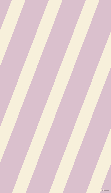 69 degree angle lines stripes, 52 pixel line width, 88 pixel line spacing, Apricot White and Twilight angled lines and stripes seamless tileable