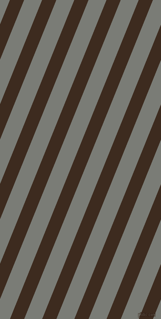 68 degree angle lines stripes, 27 pixel line width, 34 pixel line spacing, Bistre and Gunsmoke angled lines and stripes seamless tileable
