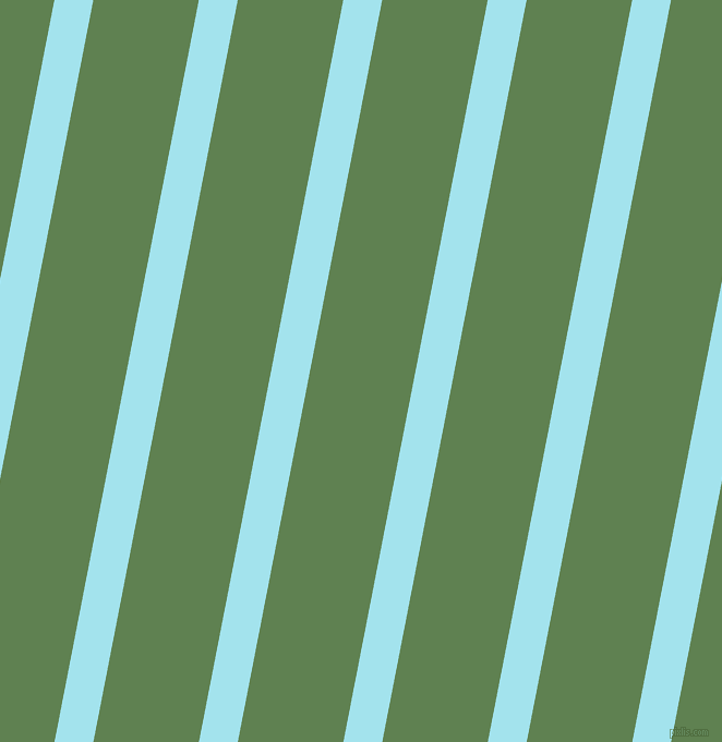 79 degree angle lines stripes, 35 pixel line width, 95 pixel line spacing, Blizzard Blue and Glade Green angled lines and stripes seamless tileable