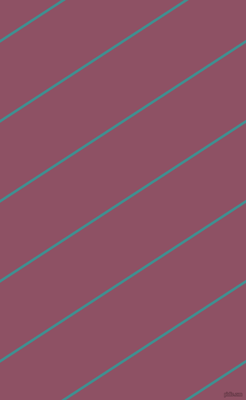 33 degree angle lines stripes, 5 pixel line width, 126 pixel line spacing, Blue Chill and Cannon Pink angled lines and stripes seamless tileable