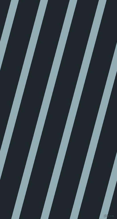75 degree angle lines stripes, 26 pixel line width, 73 pixel line spacing, Botticelli and Black Pearl angled lines and stripes seamless tileable