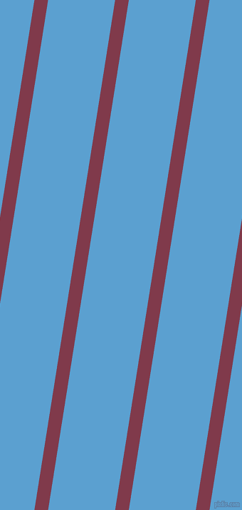 81 degree angle lines stripes, 19 pixel line width, 93 pixel line spacingCamelot and Picton Blue angled lines and stripes seamless tileable