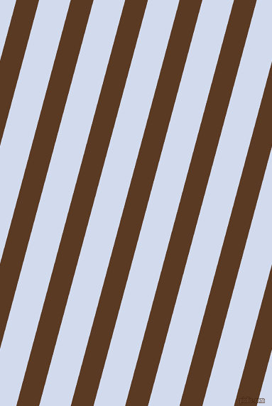 75 degree angle lines stripes, 31 pixel line width, 43 pixel line spacing, Carnaby Tan and Hawkes Blue angled lines and stripes seamless tileable
