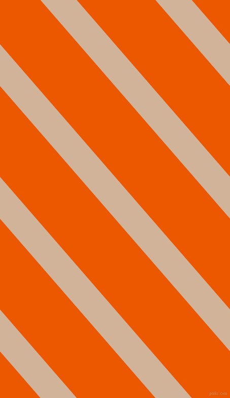 131 degree angle lines stripes, 54 pixel line width, 117 pixel line spacing, Cashmere and Persimmon angled lines and stripes seamless tileable