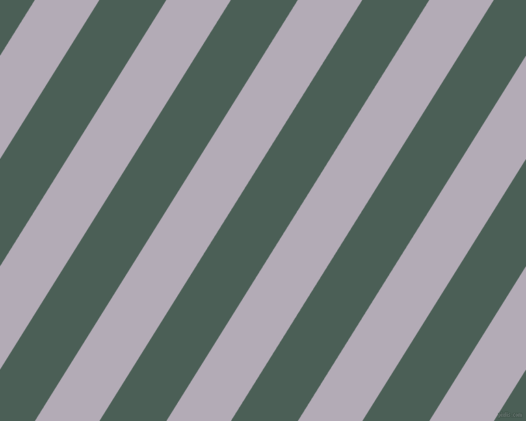 58 degree angle lines stripes, 80 pixel line width, 83 pixel line spacing, Chatelle and Viridian Green angled lines and stripes seamless tileable