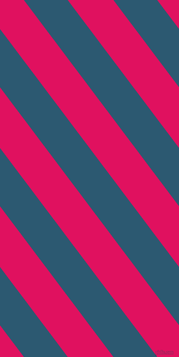 127 degree angle lines stripes, 70 pixel line width, 73 pixel line spacing, Chathams Blue and Ruby angled lines and stripes seamless tileable