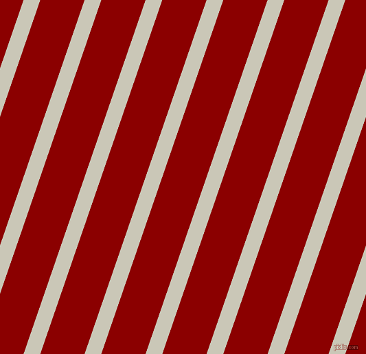 71 degree angle lines stripes, 23 pixel line width, 61 pixel line spacing, Chrome White and Dark Red angled lines and stripes seamless tileable