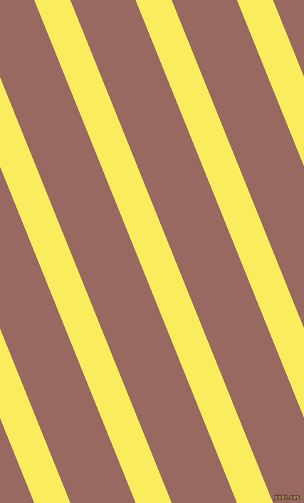 112 degree angle lines stripes, 47 pixel line width, 85 pixel line spacing, Corn and Dark Chestnut angled lines and stripes seamless tileable