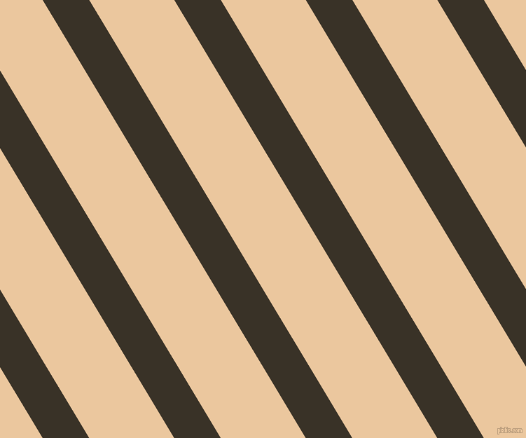 121 degree angle lines stripes, 57 pixel line width, 104 pixel line spacing, Creole and New Tan angled lines and stripes seamless tileable