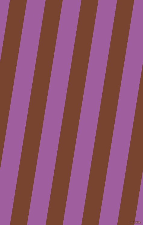 81 degree angle lines stripes, 56 pixel line width, 61 pixel line spacing, Cumin and Violet Blue angled lines and stripes seamless tileable