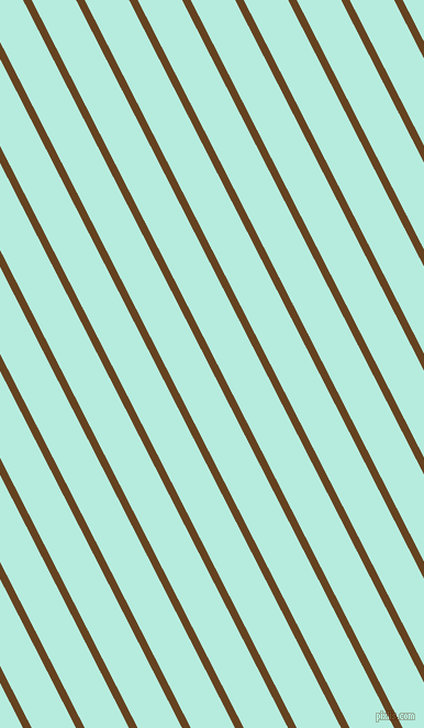 117 degree angle lines stripes, 7 pixel line width, 36 pixel line spacing, Dark Brown and Water Leaf angled lines and stripes seamless tileable