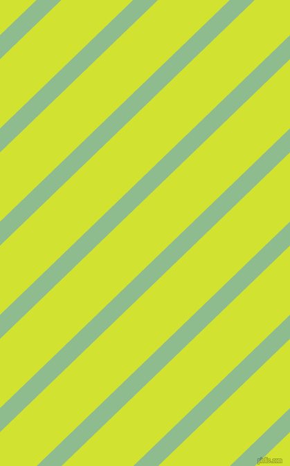 44 degree angle lines stripes, 25 pixel line width, 72 pixel line spacing, Dark Sea Green and Pear angled lines and stripes seamless tileable