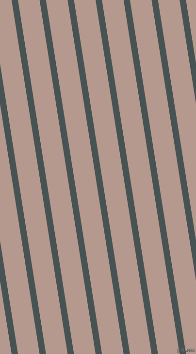 99 degree angle lines stripes, 13 pixel line width, 44 pixel line spacing, Dark Slate and Del Rio angled lines and stripes seamless tileable