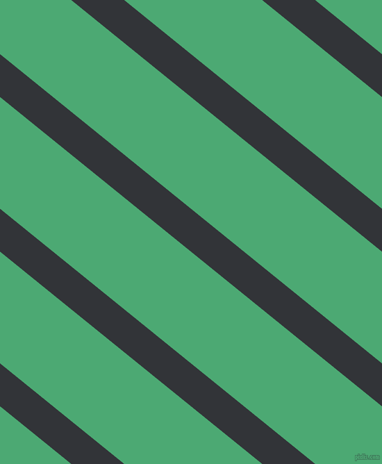 141 degree angle lines stripes, 48 pixel line width, 125 pixel line spacing, Ebony Clay and Ocean Green angled lines and stripes seamless tileable