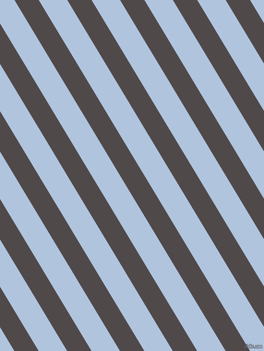121 degree angle lines stripes, 41 pixel line width, 48 pixel line spacing, Emperor and Light Steel Blue angled lines and stripes seamless tileable