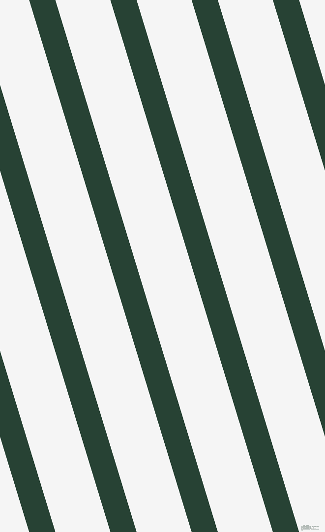 107 degree angle lines stripes, 51 pixel line width, 107 pixel line spacing, English Holly and White Smoke angled lines and stripes seamless tileable