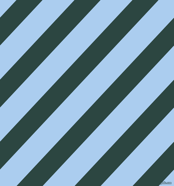 47 degree angle lines stripes, 62 pixel line width, 76 pixel line spacing, Gable Green and Pale Cornflower Blue angled lines and stripes seamless tileable