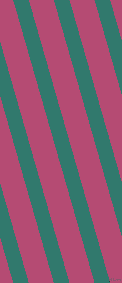 106 degree angle lines stripes, 48 pixel line width, 77 pixel line spacing, Genoa and Royal Heath angled lines and stripes seamless tileable