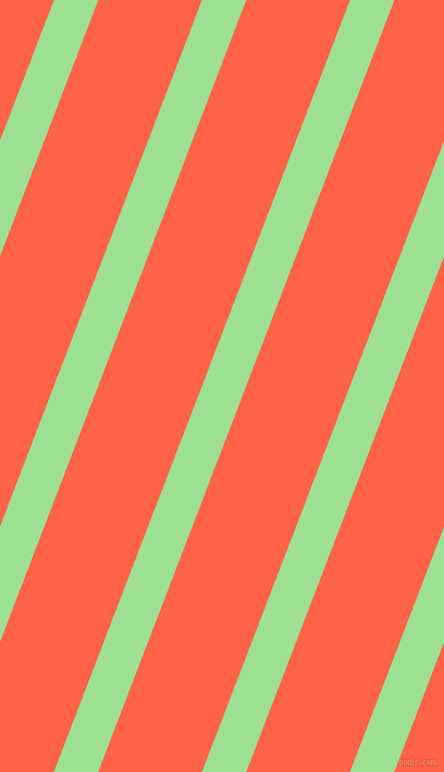 69 degree angle lines stripes, 38 pixel line width, 89 pixel line spacing, Granny Smith Apple and Tomato angled lines and stripes seamless tileable