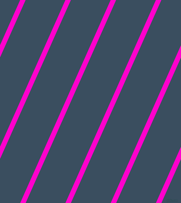 66 degree angle lines stripes, 16 pixel line width, 116 pixel line spacing, Hot Magenta and Cello angled lines and stripes seamless tileable