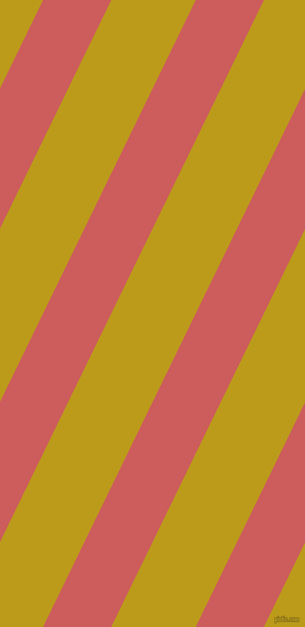 64 degree angle lines stripes, 88 pixel line width, 109 pixel line spacing, Indian Red and Buddha Gold angled lines and stripes seamless tileable