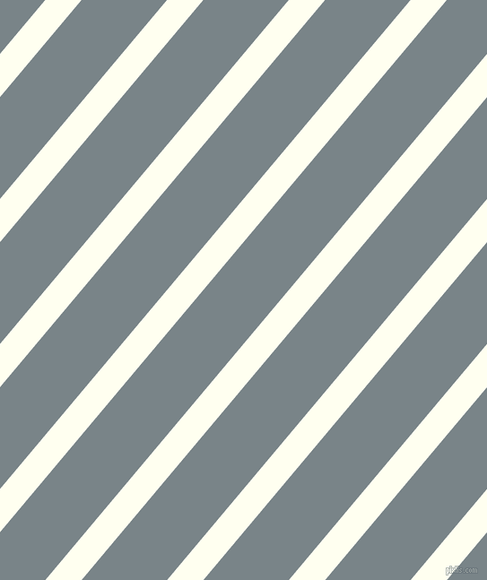 50 degree angle lines stripes, 31 pixel line width, 73 pixel line spacing, Ivory and Regent Grey angled lines and stripes seamless tileable