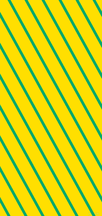119 degree angle lines stripes, 9 pixel line width, 41 pixel line spacing, Jade and Golden Yellow angled lines and stripes seamless tileable