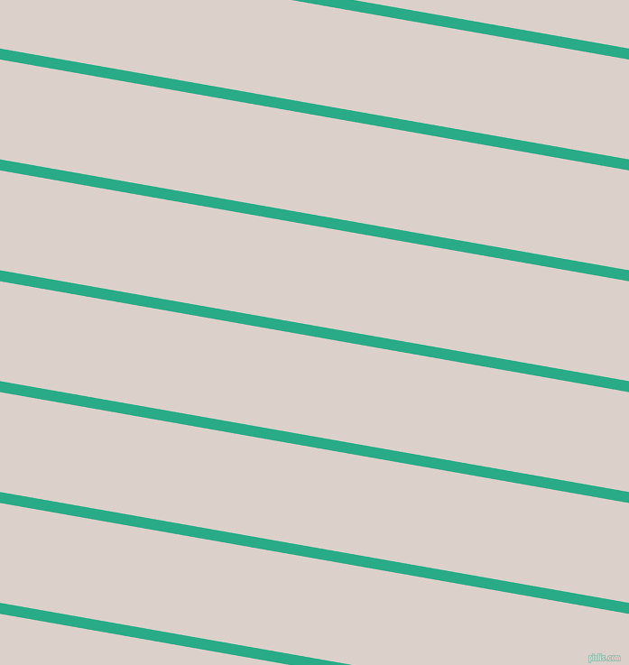 170 degree angle lines stripes, 12 pixel line width, 109 pixel line spacing, Jungle Green and Swiss Coffee angled lines and stripes seamless tileable