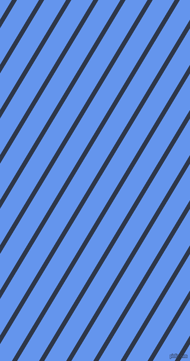 59 degree angle lines stripes, 9 pixel line width, 38 pixel line spacing, Licorice and Cornflower Blue angled lines and stripes seamless tileable
