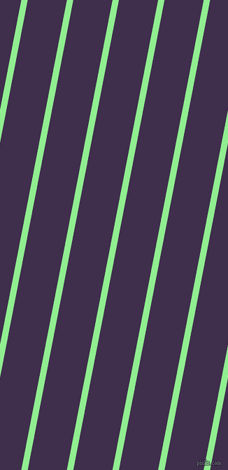 79 degree angle lines stripes, 9 pixel line width, 55 pixel line spacing, Light Green and Jagger angled lines and stripes seamless tileable