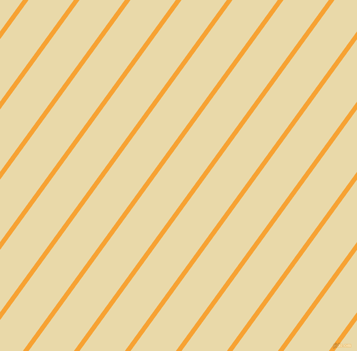 54 degree angle lines stripes, 9 pixel line width, 72 pixel line spacing, Lightning Yellow and Sidecar angled lines and stripes seamless tileable