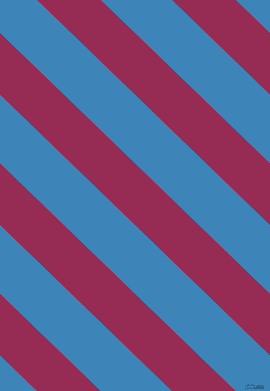 136 degree angle lines stripes, 87 pixel line width, 97 pixel line spacing, Lipstick and Curious Blue angled lines and stripes seamless tileable