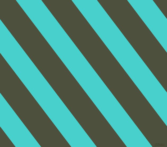127 degree angle lines stripes, 77 pixel line width, 91 pixel line spacing, Medium Turquoise and Kelp angled lines and stripes seamless tileable