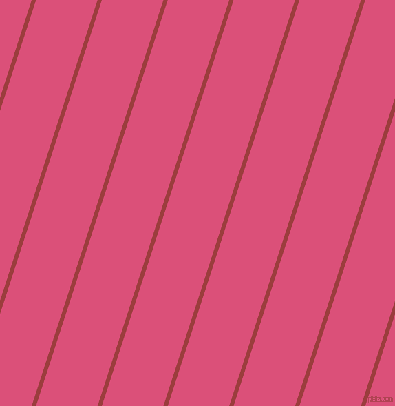 72 degree angle lines stripes, 6 pixel line width, 85 pixel line spacing, Mexican Red and Cranberry angled lines and stripes seamless tileable