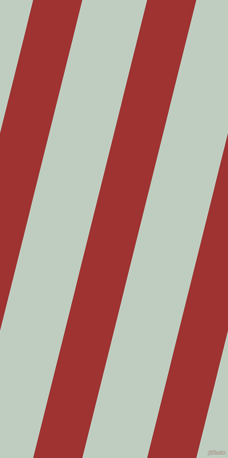 76 degree angle lines stripes, 97 pixel line width, 128 pixel line spacing, Milano Red and Paris White angled lines and stripes seamless tileable