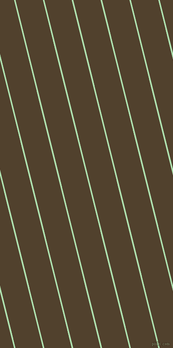 104 degree angle lines stripes, 3 pixel line width, 52 pixel line spacing, Moss Green and Deep Bronze angled lines and stripes seamless tileable