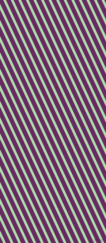 115 degree angle lines stripes, 8 pixel line width, 14 pixel line spacing, Moss Green and Palatinate Purple angled lines and stripes seamless tileable