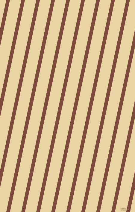 78 degree angle lines stripes, 12 pixel line width, 37 pixel line spacing, Nutmeg and Hampton angled lines and stripes seamless tileable