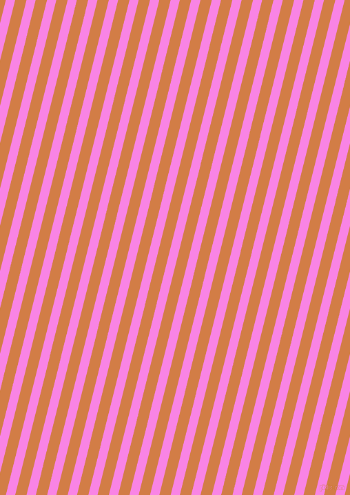 76 degree angle lines stripes, 13 pixel line width, 16 pixel line spacing, Pale Magenta and Raw Sienna angled lines and stripes seamless tileable