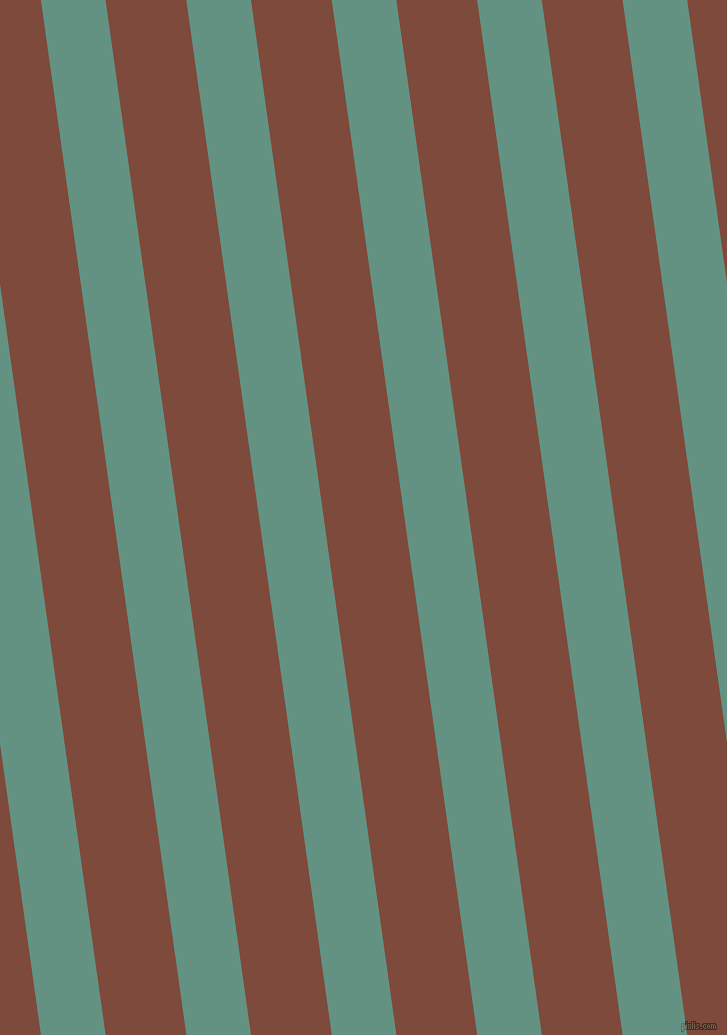 98 degree angle lines stripes, 64 pixel line width, 80 pixel line spacing, Patina and Nutmeg angled lines and stripes seamless tileable