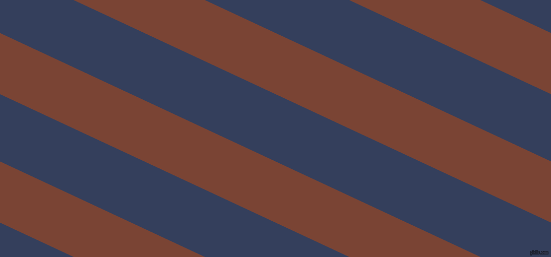155 degree angle lines stripes, 110 pixel line width, 121 pixel line spacing, Peanut and Gulf Blue angled lines and stripes seamless tileable