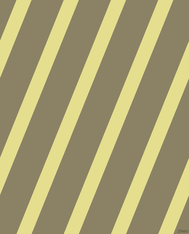 68 degree angle lines stripes, 48 pixel line width, 102 pixel line spacing, Primrose and Granite Green angled lines and stripes seamless tileable