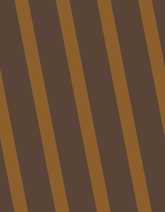 101 degree angle lines stripes, 44 pixel line width, 89 pixel line spacing, Rusty Nail and Brown Derby angled lines and stripes seamless tileable