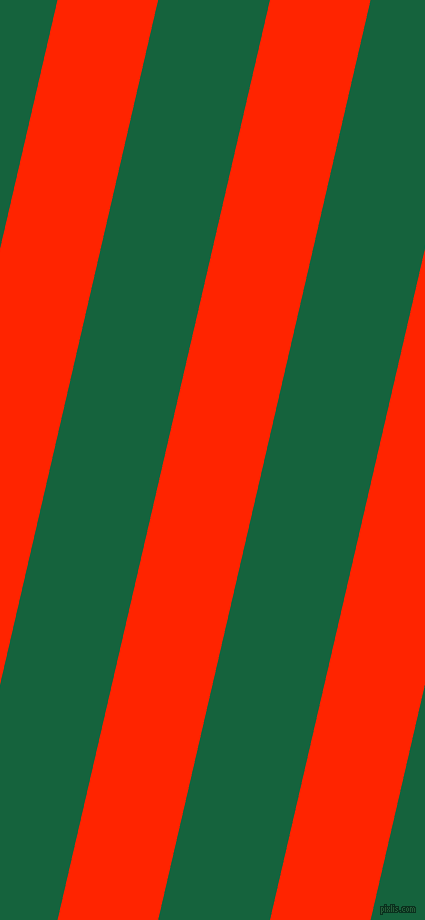 77 degree angle lines stripes, 98 pixel line width, 109 pixel line spacing, Scarlet and Fun Green angled lines and stripes seamless tileable