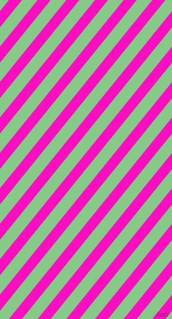 51 degree angle lines stripes, 21 pixel line width, 25 pixel line spacing, Shocking Pink and De York angled lines and stripes seamless tileable