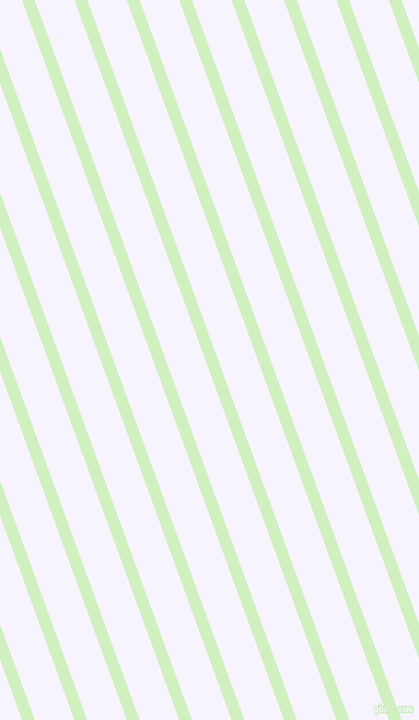 110 degree angle lines stripes, 11 pixel line width, 34 pixel line spacing, Tea Green and Magnolia angled lines and stripes seamless tileable