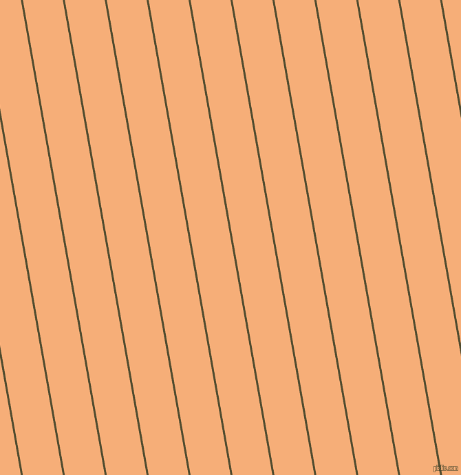 100 degree angle lines stripes, 3 pixel line width, 57 pixel line spacing, Thatch Green and Tacao angled lines and stripes seamless tileable