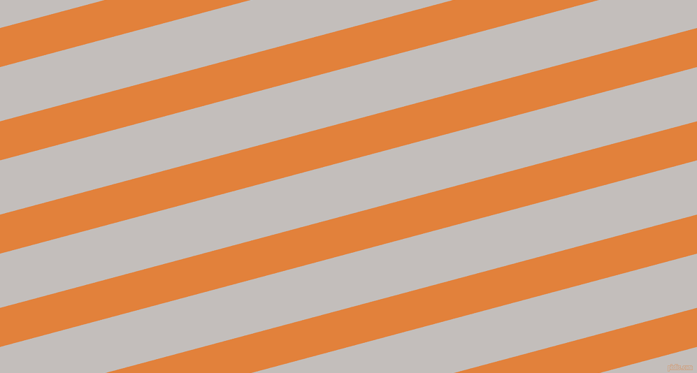 15 degree angle lines stripes, 54 pixel line width, 75 pixel line spacing, Tree Poppy and Pale Slate angled lines and stripes seamless tileable