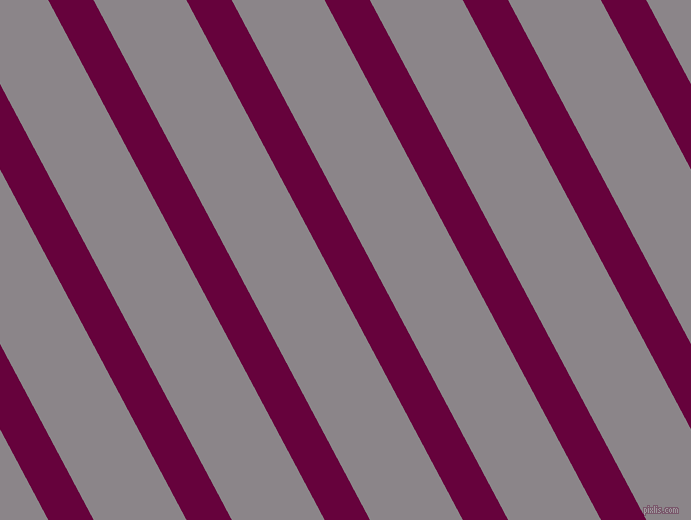 118 degree angle lines stripes, 40 pixel line width, 82 pixel line spacing, Tyrian Purple and Taupe Grey angled lines and stripes seamless tileable