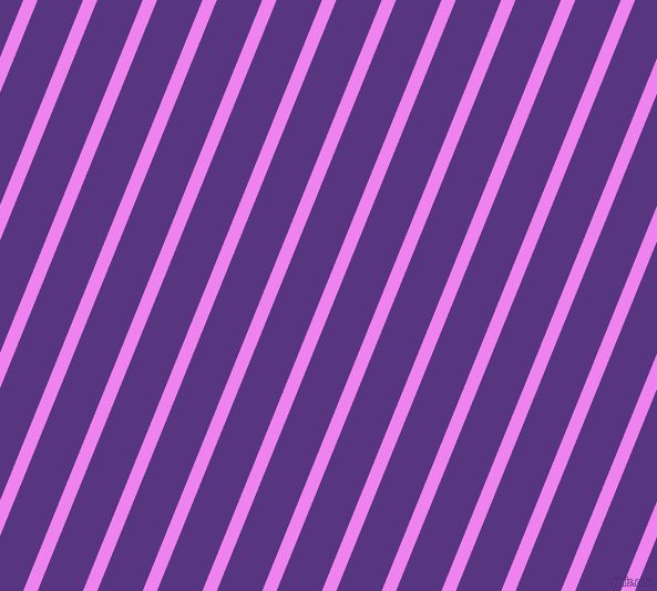 68 degree angle lines stripes, 12 pixel line width, 38 pixel line spacing, Violet and Kingfisher Daisy angled lines and stripes seamless tileable